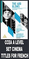 CCEA A LEVEL SET TITLES