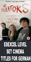 EDEXCEL A LEVEL GERMAN SET TITLES